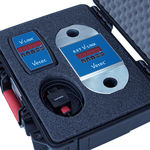 dinamómetro digital / portátil / compacto / de alta capacidad