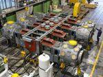 compresor de pistón / de gas natural / estacionario / con motor eléctrico