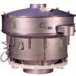 separador vibratorio / de sólidos / para la industria agroalimentaria / de alto rendimiento