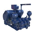 bomba de perforación / para fangos / alternativa / para aplicaciones offshore