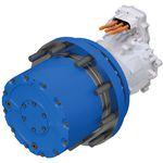 reductor planetario / > 10 kNm / compacto / robusto