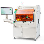 microsoldadora de chips de epoxi / para die attach / automatizada / multichip para flip chip