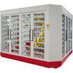 célula robotizada de carga / de descarga / para máquina herramienta