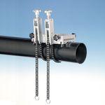 sistema de apriete para tubos