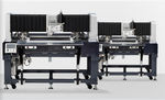 máquina de coser para la creación de motivos