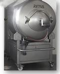 tambor de maceración de vacío / con sistema de refrigeración