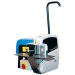máquina de corte para metal / de hoja rotativa / de tubos flexibles / CNC
