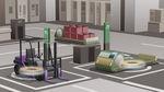 estación de recarga para vehículo eléctrico