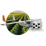 UAV con alas fijas / de observación / de vigilancia / para aplicaciones agrícolas