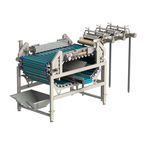 máquina peladora de langostinos