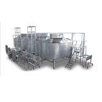 línea de producción de queso automática