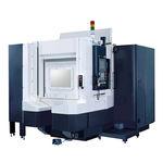 rectificadora 5 ejes / para paletas de turbinas / de piezas para procesar / CNC