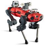 robot de inspección cuadrúpedo
