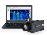 cámara de imagen térmica / para la visión industrial / para canalizaciones / para instalación de calefacción, ventilación y aire acondicionado