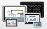 interfaz de operador con pantalla táctil