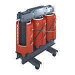 transformador de distribución / encapsulado en resina / de alta tensión / de baja pérdida