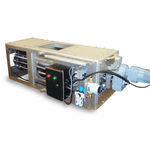 separador magnético de reja / de granulado / para el tratamiento de aguas residuales / autolimpiante