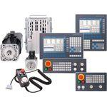 control CNC para fresadora / para rectificadora / multiaxial / compacto