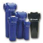 filtro de aire comprimido / de cartucho / de gran eficacia