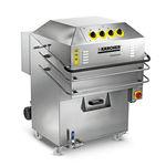 máquina de limpieza automática / de carga superior / con bandeja rotativa