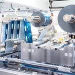 ensacadora horizontal / flow-pack / para la industria agroalimentaria / para la industria cosmética