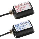 sensor acústico de supervisión / de frecuencia