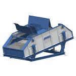 separador magnético de placa / de desechos / para recogida selectiva