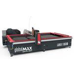 máquina de corte con chorro de agua abrasivo / CNC / para aplicaciones industriales / 3 ejes