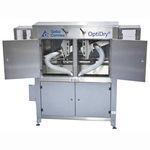 secador por soplado de aire / para la industria agroalimentaria / para la industria farmacéutica / con boquilla