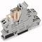 ficha para relé electromecánica / en miniatura