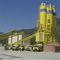 silo horizontal / de granulados / para unidades de hormigón prefabricado