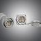conector de alimentación eléctrica / IEC C7 / recto / de ángulo recto