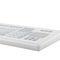 teclado de mesa / capacitivo / 105 teclas / sin puntero