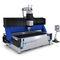 máquina de corte con chorro de agua / para hierro / para cerámica / para materiales compuestos