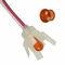 indicador luminoso permanente / LED / montado en panel / enchufable