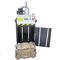 compactador de basura de plástico / cartón / para papel / móvil