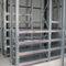 sistema de estanterías con paleta / para cargas pesadas / de metal