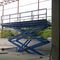 mesa elevadora de doble tijera / de triple tijera / hidráulica / estacionaria