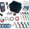analizador de red eléctrica / de calidad de la energía / de armónico / portátil