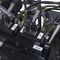 extractor de rodamientos hidráulico / de 3 garras / autocentrante