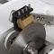 máquina de aserrar tronzadora / para metales / de precisión / automática
