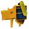 lavadora en seco / automática / para minas / inclinada