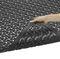 alfombra antifatiga / antideslizante / de caucho / para espacio húmedo