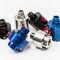 racor giratorio para vacío / para gas / para vapor / neumático