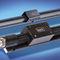 riel de guiado lineal / de acero inoxidable / de aluminio / con ruedecillas