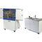 máquina de prueba de abrasión y de desgaste / de materiales flexibles / mecánica