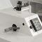 máquina de corte para metal / de hoja rotativa / de muestras / de laboratorio