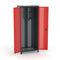 armario de vestuario con ventilación