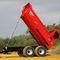 remolque en tándem / volquete / para carga pesada / agrícola