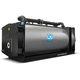 caldera de agua caliente / de gas / horizontal / 3 pasos